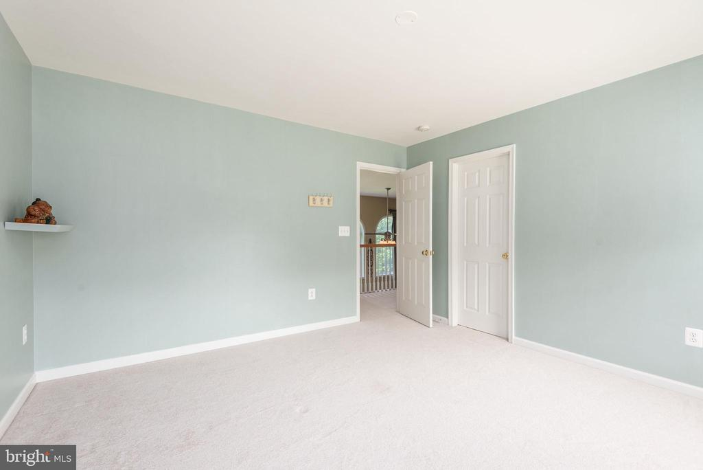All bedrooms are spacious w/ ample closets. - 51 RIVER RIDGE LN, FREDERICKSBURG