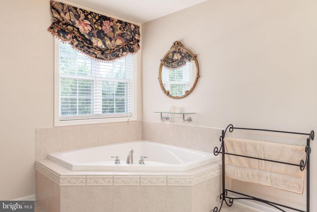 Relax in your private bubble bath! - 51 RIVER RIDGE LN, FREDERICKSBURG