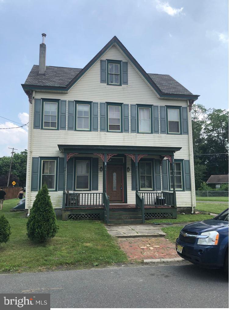 Single Family Homes のために 売買 アット Jobstown, ニュージャージー 08041 アメリカ