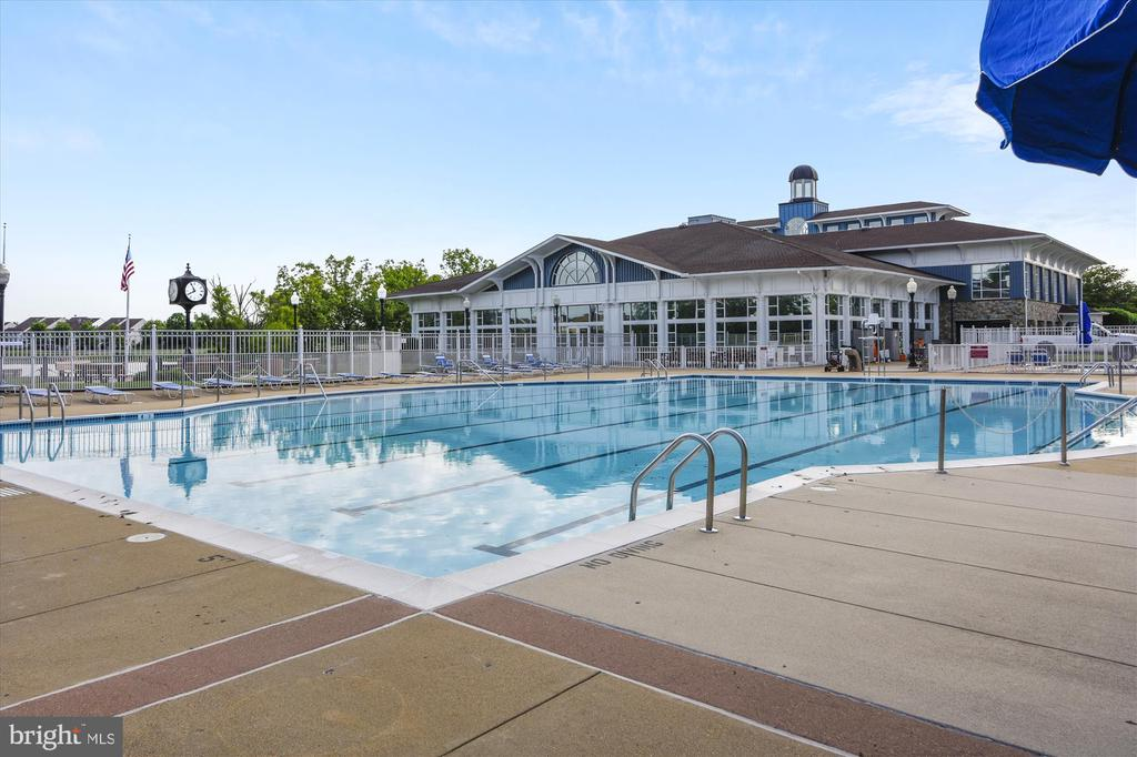 Ashburn Sports Pavilion outdoor pool - 20596 CORNSTALK TER #201, ASHBURN