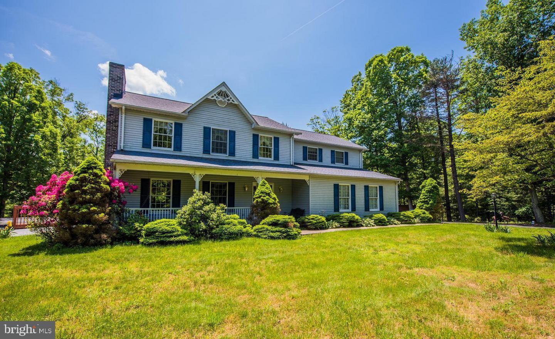Single Family Homes 용 매매 에 Hancock, 메릴랜드 21750 미국