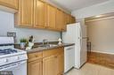 Enjoy cooking a a gas stove - 4100 W ST NW #515, WASHINGTON