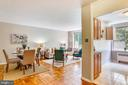 Spacious one bedroom home - 4100 W ST NW #515, WASHINGTON
