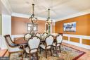 Formal Dining Room - 43476 CASTLE HARBOUR TER, LEESBURG