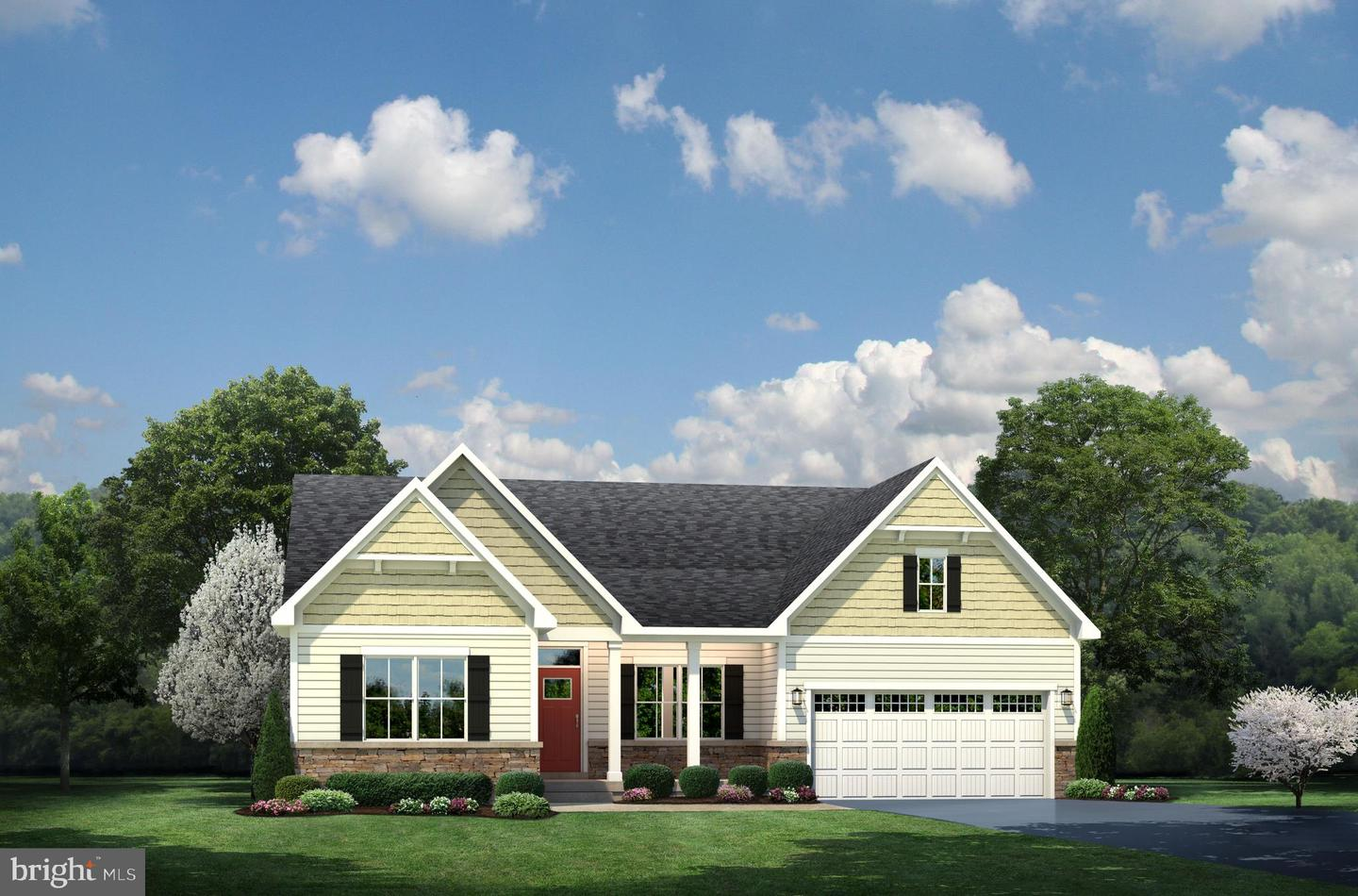 Single Family Homes for Sale at Walkersville, Maryland 21793 United States