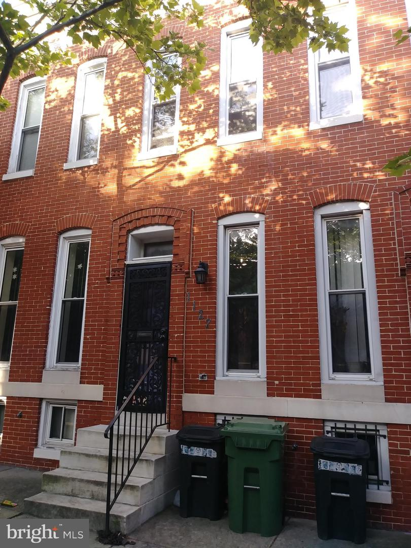 1127 N CALHOUN STREET, BALTIMORE, Maryland