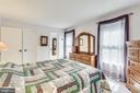Master Bedroom - 7332 MALLORY CIR, ALEXANDRIA