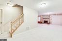 Recreation Room - 7332 MALLORY CIR, ALEXANDRIA