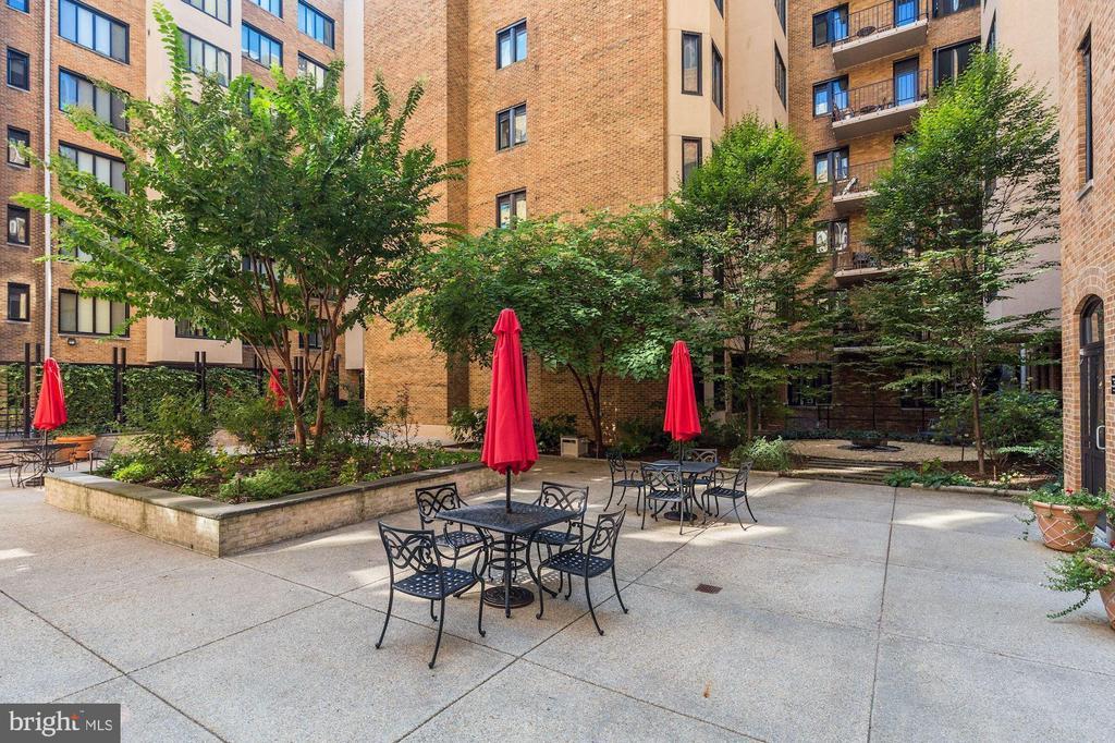 Courtyard - 1701 16TH ST NW #115, WASHINGTON