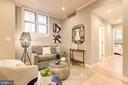 Living Room - 1701 16TH ST NW #115, WASHINGTON