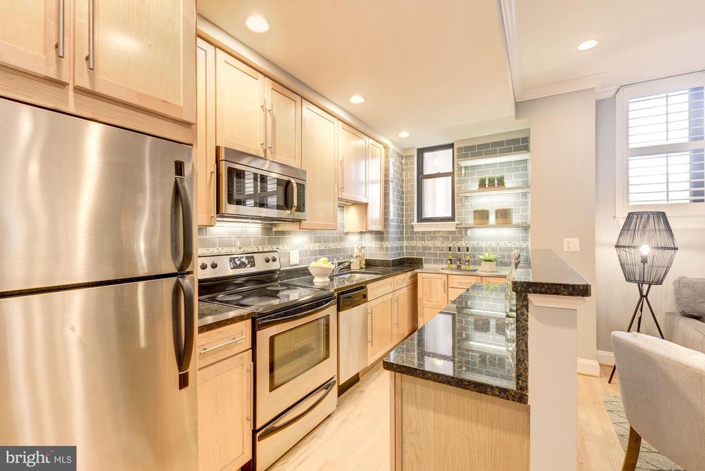 Gourmet Kitchen - 1701 16TH ST NW #115, WASHINGTON