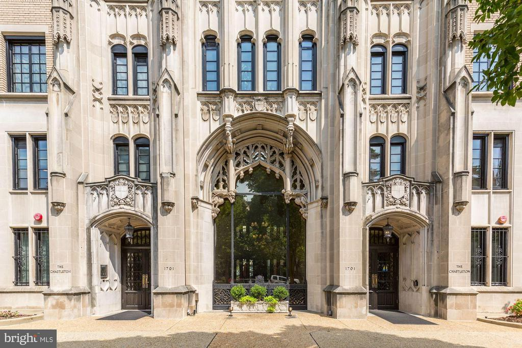 Welcome to The Chastleton! - 1701 16TH ST NW #115, WASHINGTON