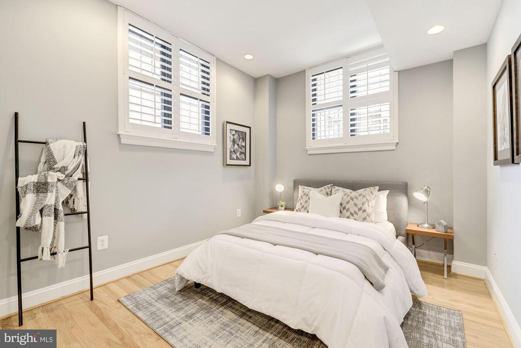 Sun-Drenched Second Bedroom - 1701 16TH ST NW #115, WASHINGTON