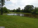 Large 1/2 acre Stocked Pond - 1105 REDBUD RD, WINCHESTER