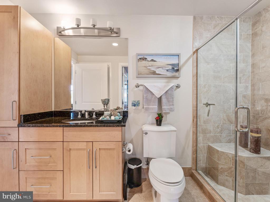 Bathroom 2 - 8220 CRESTWOOD HEIGHTS DR #517, MCLEAN
