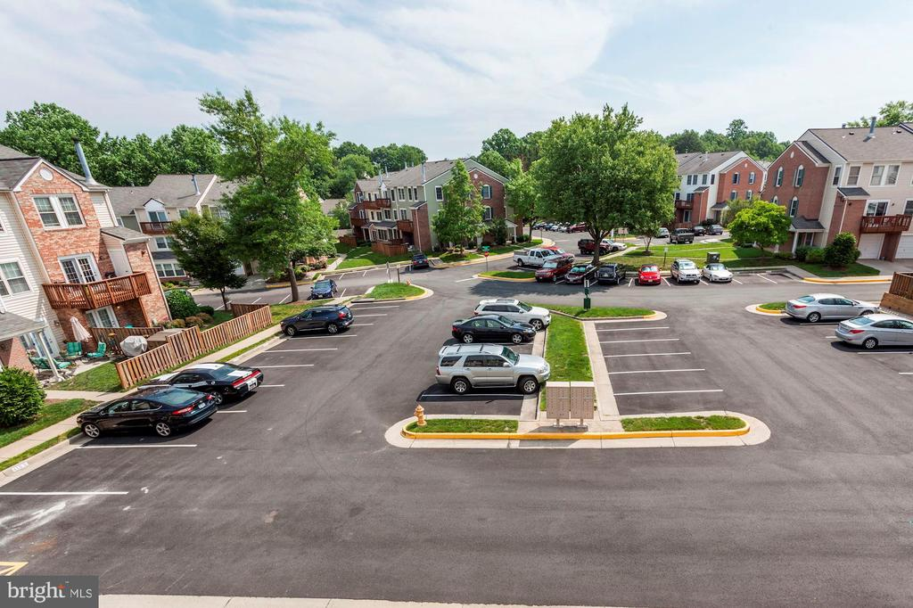 Ample Parking - lots of Guest Parking - 4153 CHURCHMAN WAY #5, WOODBRIDGE