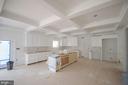 Gourmet kitchen will feature high end appliances - 12602 THOMPSON RD, FAIRFAX