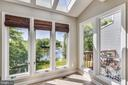 Sunfilled Breakfast/Reading Nook w/ Fountain View - 21252 HEDGEROW TER, ASHBURN