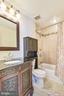 Updated En-Suite Master Bath - 21252 HEDGEROW TER, ASHBURN