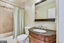 Upper Level Hall Bath - 21252 HEDGEROW TER, ASHBURN