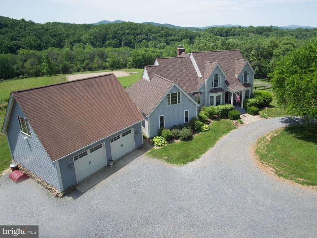 9393  BRIAR LANE, Delaplane in FAUQUIER County, VA 20144 Home for Sale