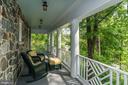 Upper Level Balcony - 3812 MILITARY RD, ARLINGTON