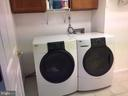 Laundry Room - 1602 MONTMORENCY DR, VIENNA