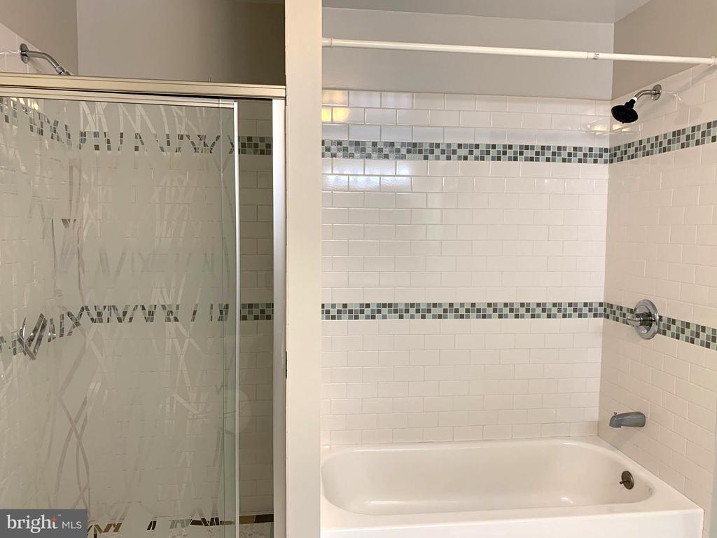 Separate Shower and Tub - 8421 HOLLIS LN, VIENNA