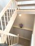 Staircase to Lower Level - 8421 HOLLIS LN, VIENNA