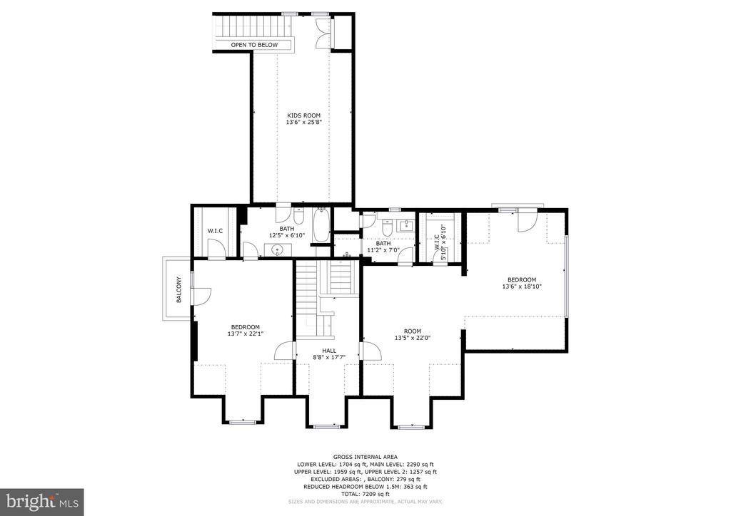 Floor Plan - 3812 MILITARY RD, ARLINGTON