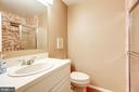 Second master bath - 2272 COMPASS POINT LN, RESTON