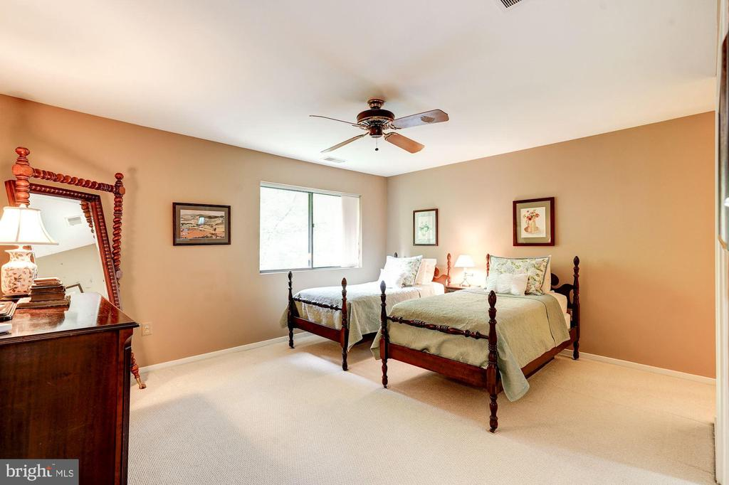 Second master bedroom upstairs - 2272 COMPASS POINT LN, RESTON