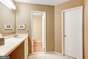 Second master bedroom dressing area - 2272 COMPASS POINT LN, RESTON