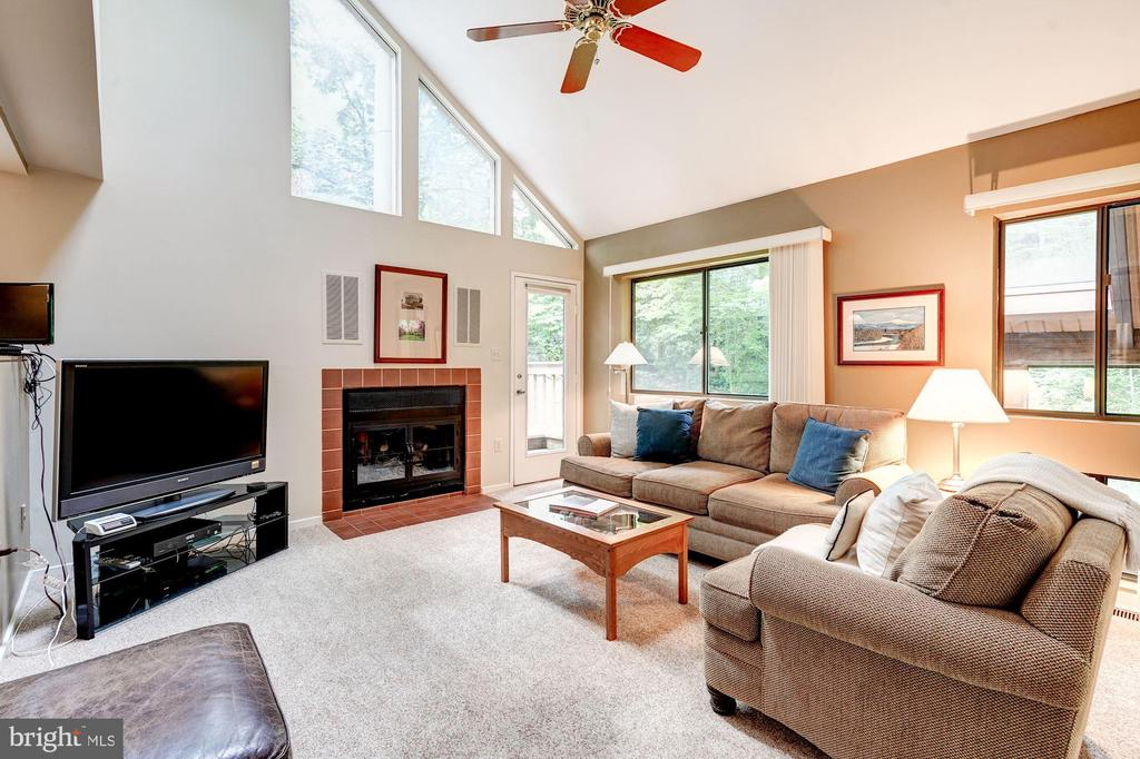 Family room - 2272 COMPASS POINT LN, RESTON
