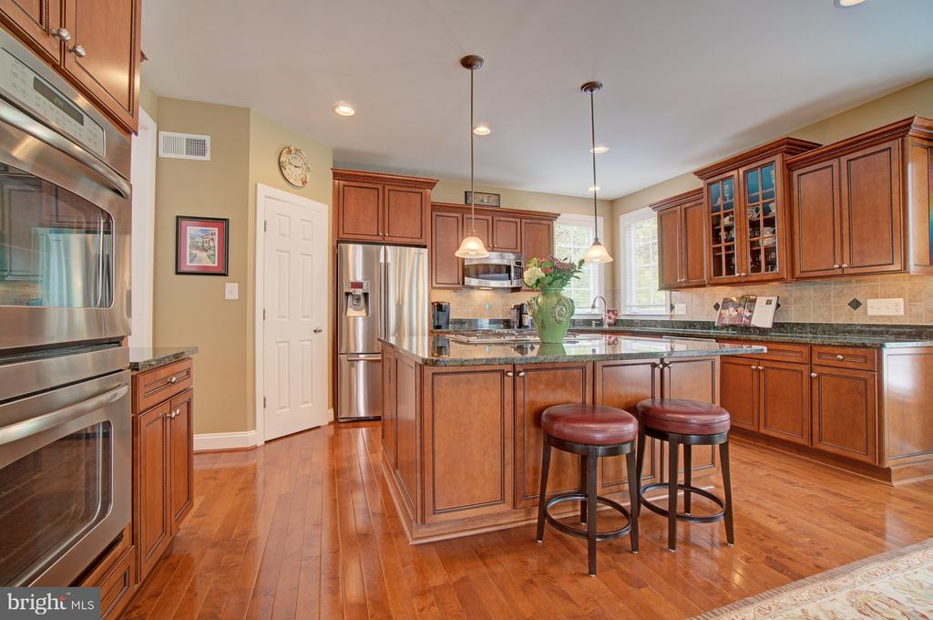 Stainless Steel Appliances, Walk-in Pantry - 42436 MORELAND POINT CT, ASHBURN