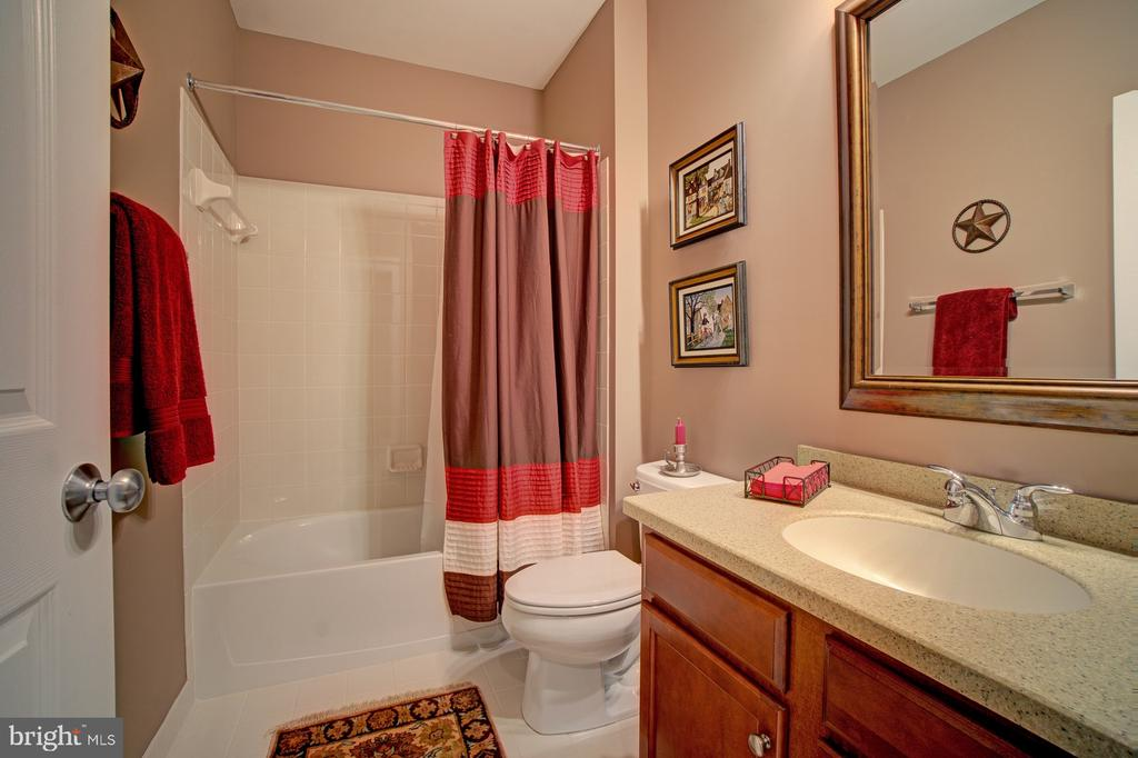 Lower Level 5th Bathroom - 42436 MORELAND POINT CT, ASHBURN