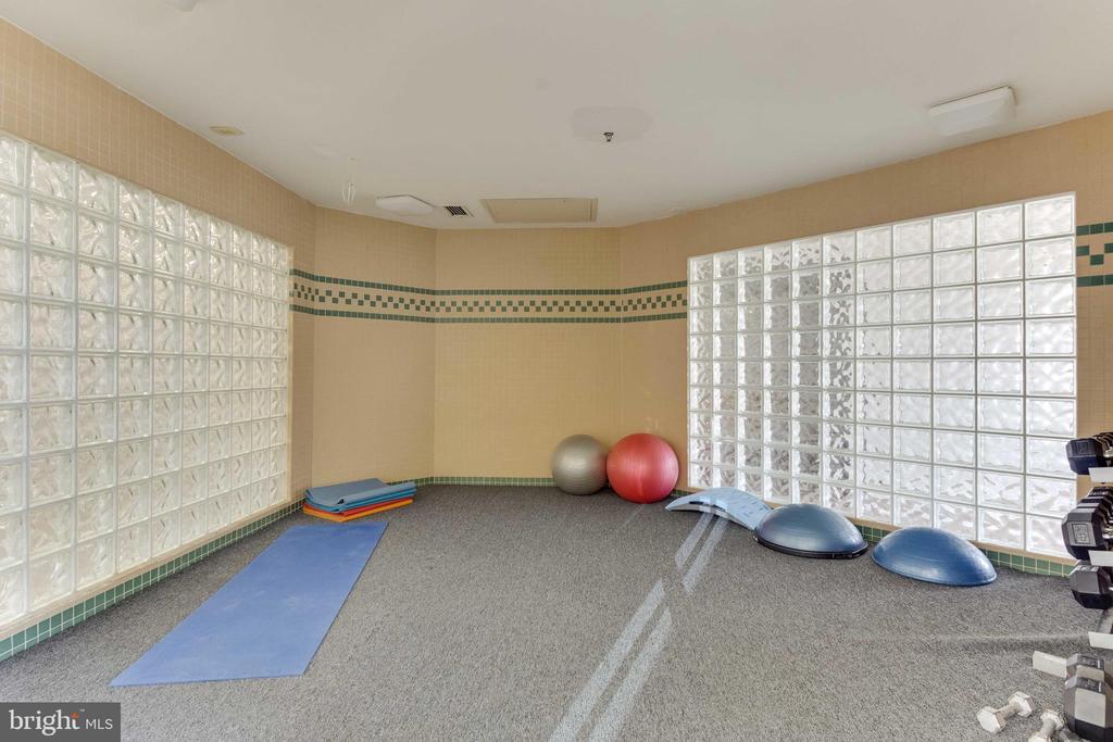 Fitness Room - 1645 INTERNATIONAL DR #109, MCLEAN