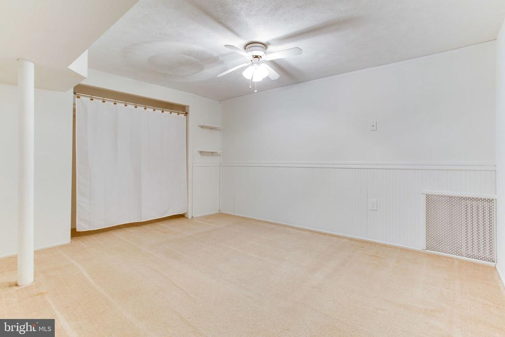 Another Extra Room in the Basement - 6800 TOKEN VALLEY RD, MANASSAS