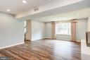 Rec room - 8110 GREELEY BLVD, SPRINGFIELD