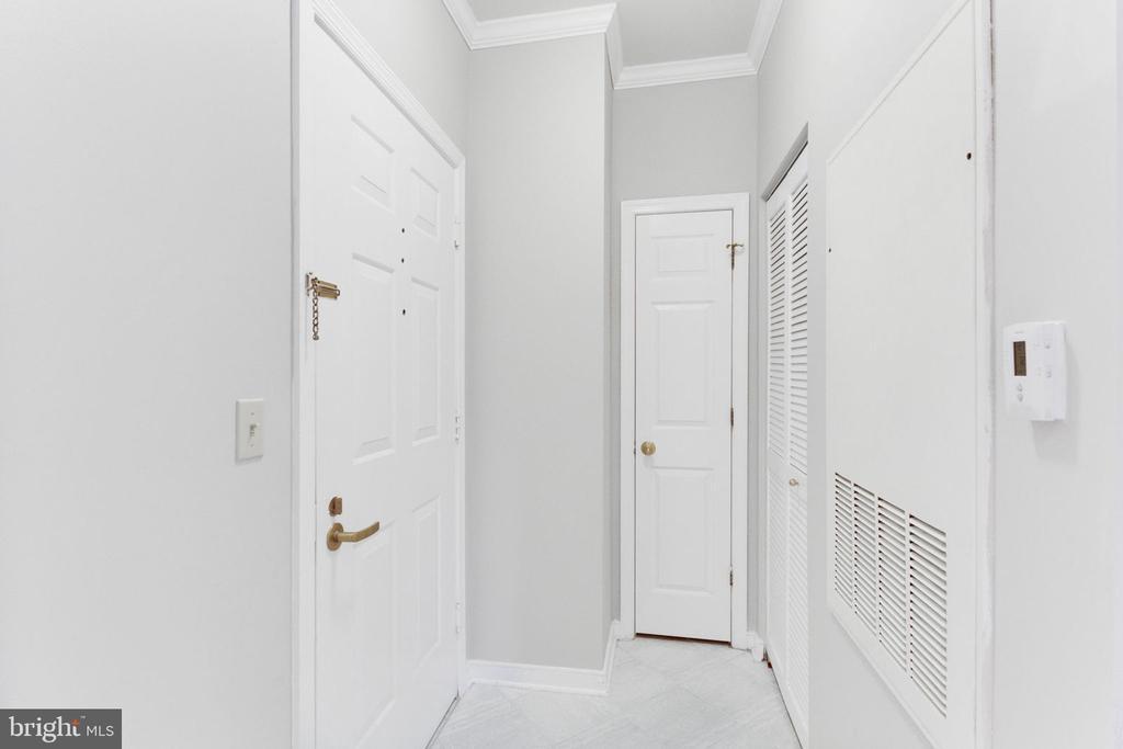 Foyer - 1645 INTERNATIONAL DR #109, MCLEAN