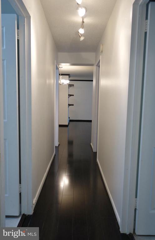 Hallway - 11236 CHESTNUT GROVE SQ #161, RESTON