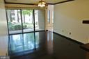 Living Room - 11236 CHESTNUT GROVE SQ #161, RESTON
