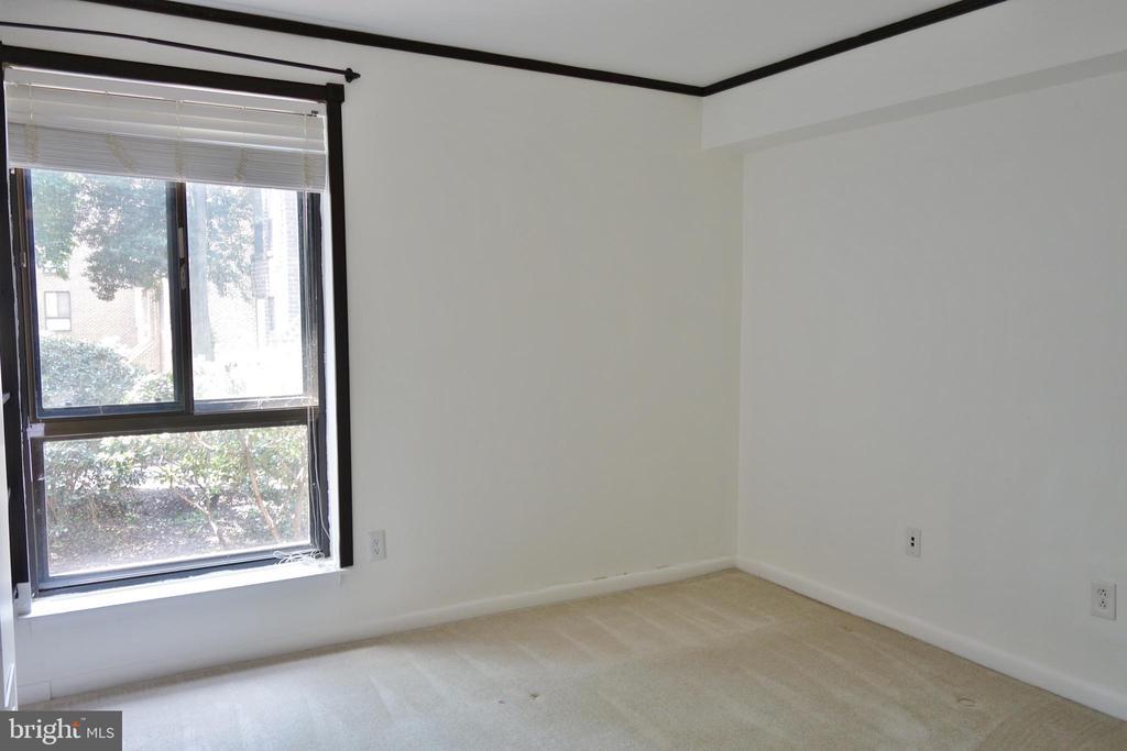Bedroom 3 - 11236 CHESTNUT GROVE SQ #161, RESTON