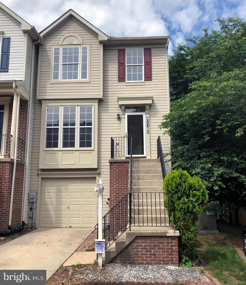 Single Family for Sale at 20812 Ireland Ct #401 Germantown, Maryland 20874 United States