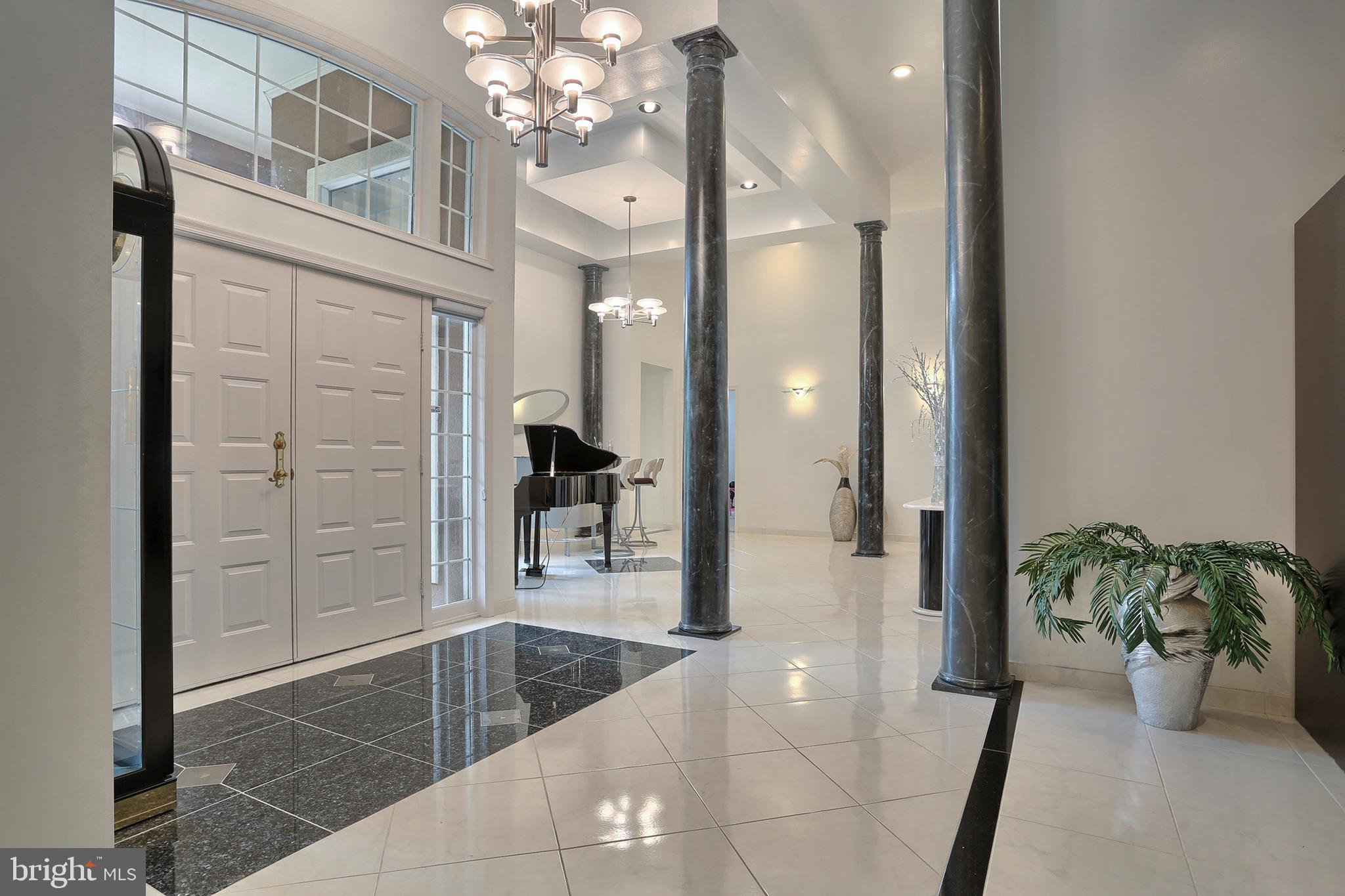 grand entry way