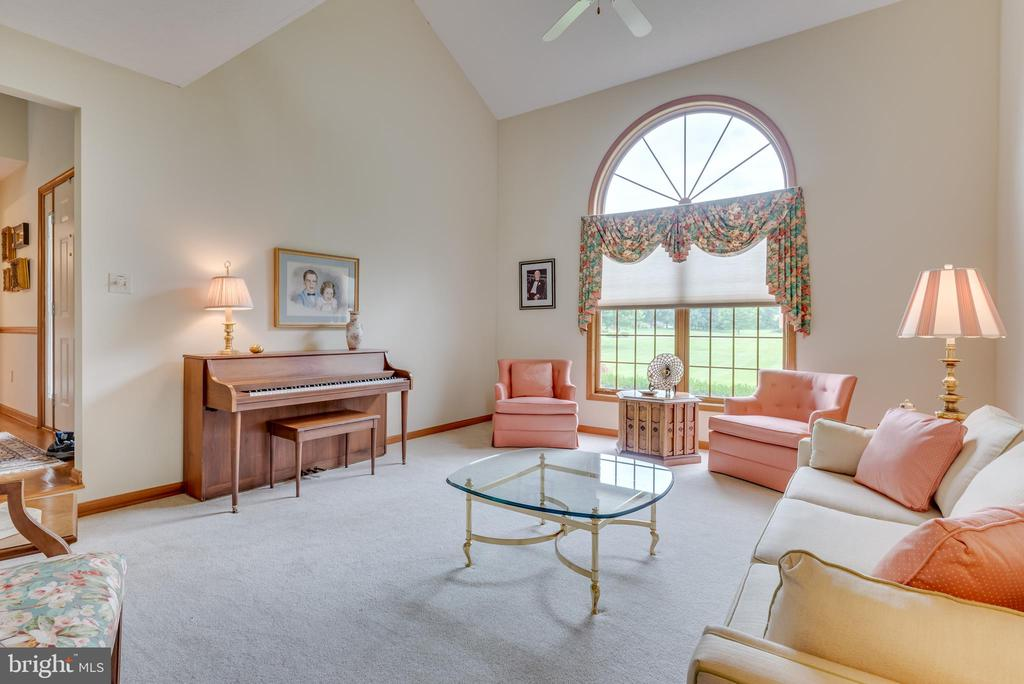 carpeted w/ vaulted ceilings to loft - 803 HORIZON WAY, MARTINSBURG