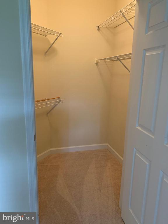 Plenty of room and a large closet - 42421 ROCKROSE SQ #202, BRAMBLETON