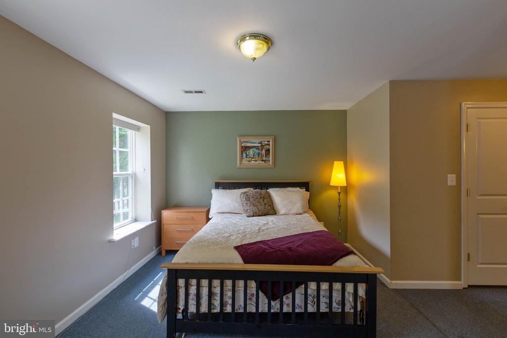 Lower Level Bedroom 4 - 9413 PRIMROSE LN, MANASSAS PARK