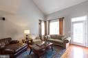Family Room - 9413 PRIMROSE LN, MANASSAS PARK
