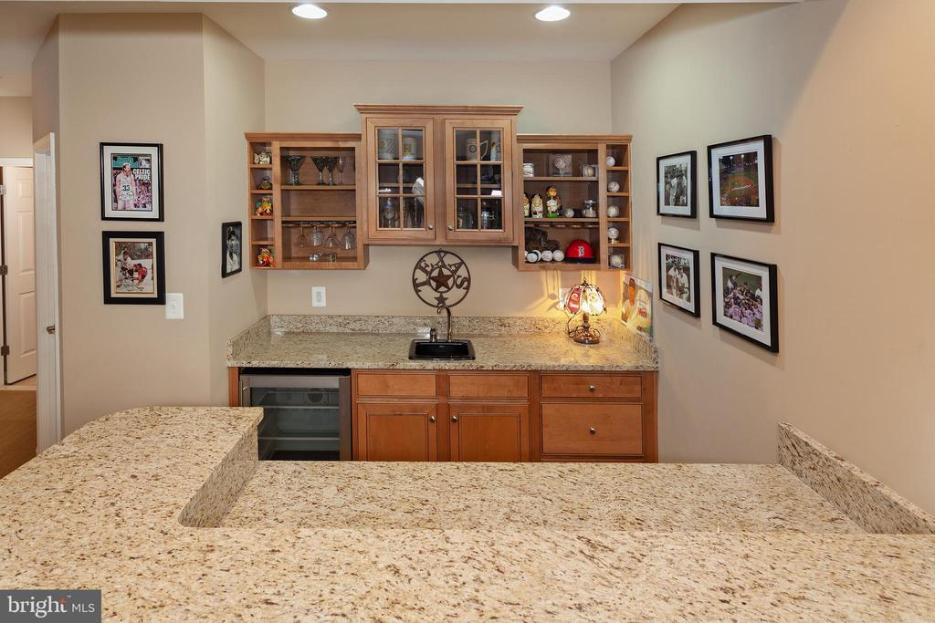 Bar for fun & entertaining! - 6313 STILL SPRING PL, ALEXANDRIA